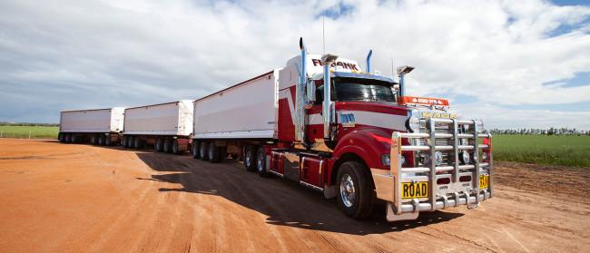 Världens största lastbil