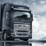 Volvo FH 16 on road