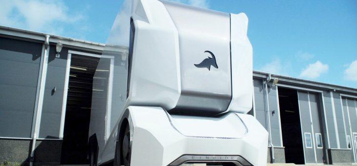 Självkörande Lastbil