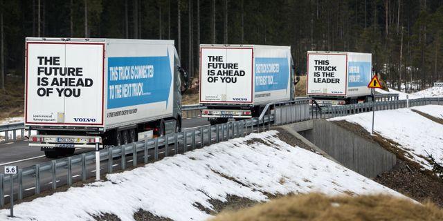 EU-Krav för Lastbilsutsläpp