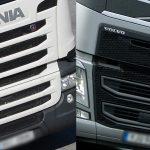 scania och volvo svnska lastbilar