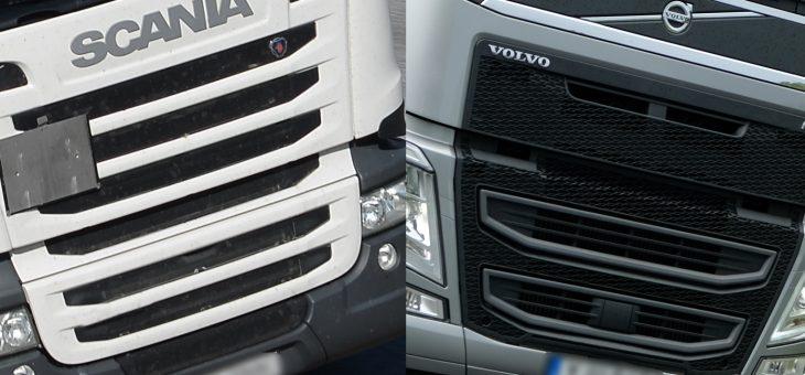 Svenska lastbilar