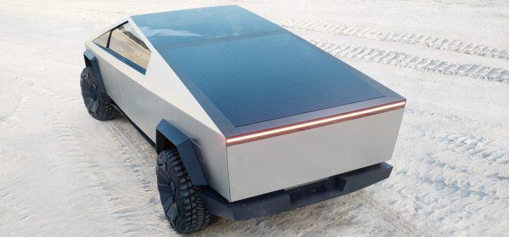 Teslas Cybertruck