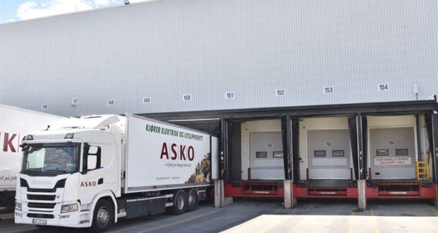 Scania levererar 75 el-lastbilar till norska ASKO