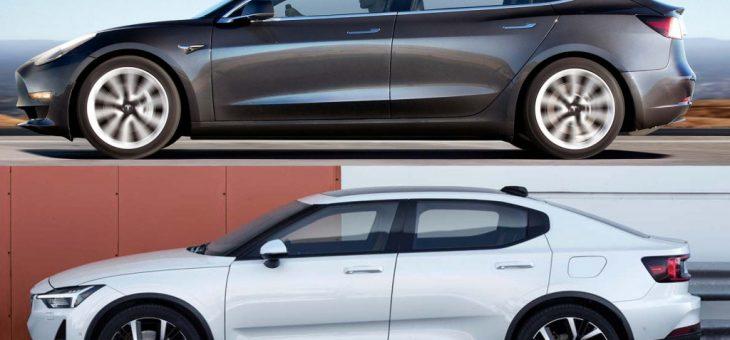 Teslas största konkurrent